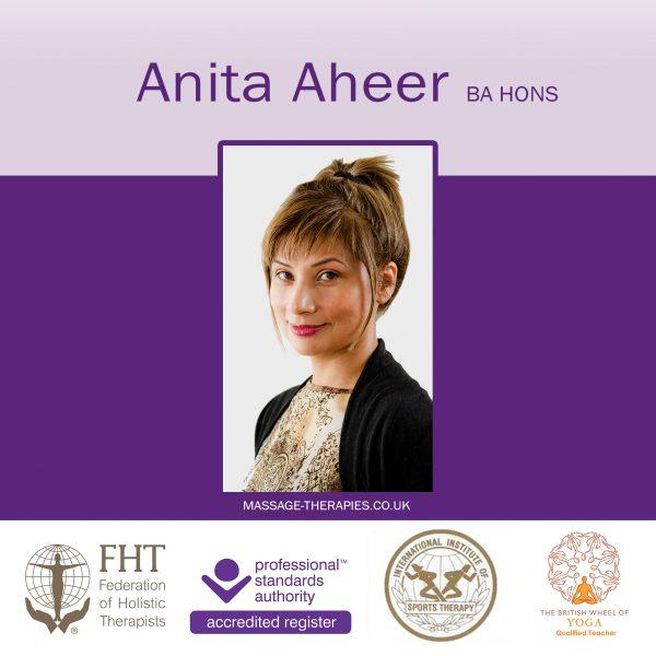 Anita Aheer Profile